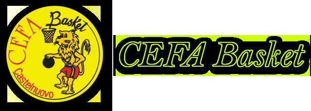 Cefa Basket Logo