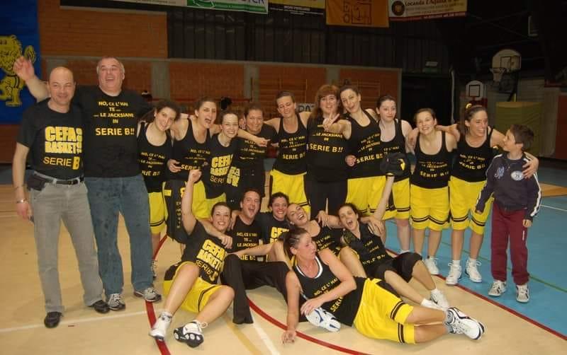 10 Aprile 2011 – 10 Aprile 2021. 10 Anni fa la storica promozione del CEFA Basket Femminile in serie B